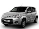 Fiat Uno Economy 5-door 2011 images