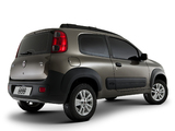 Fiat Uno Way 3-door 2011 photos