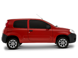 Fiat Uno Vivace 3-door 2011 pictures