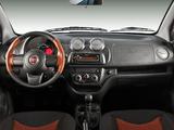 Fiat Uno Sporting 3-door 2011–12 pictures