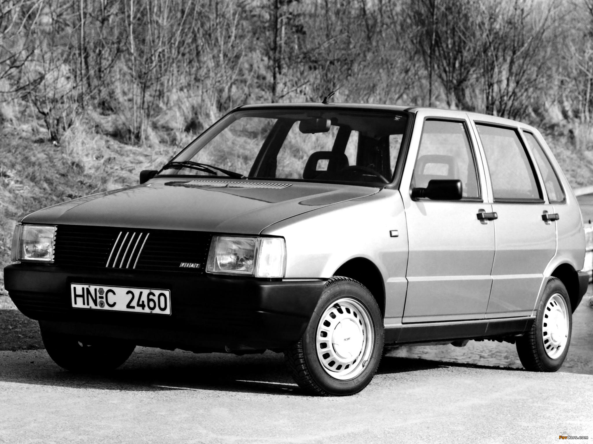 Images Of Fiat Uno 5 Door 146 1983 89 2048x1536
