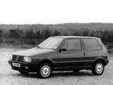 Images of Fiat Uno Turbo i.e. UK-spec (146) 1985–89