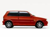 Images of Fiat Uno Turbo i.e. BR-spec 1994–96