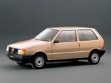 Photos of Fiat Uno 3-door (146) 1983–89