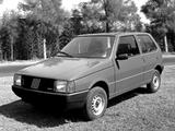 Photos of Fiat Uno BR-spec (146) 1984–91