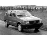 Photos of Fiat Uno SX BR-spec (146) 1984–86