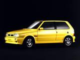 Photos of Fiat Uno Turbo i.e. BR-spec 1994–96
