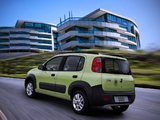 Photos of Fiat Uno Way 5-door 2010