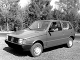 Pictures of Fiat Uno BR-spec (146) 1984–91