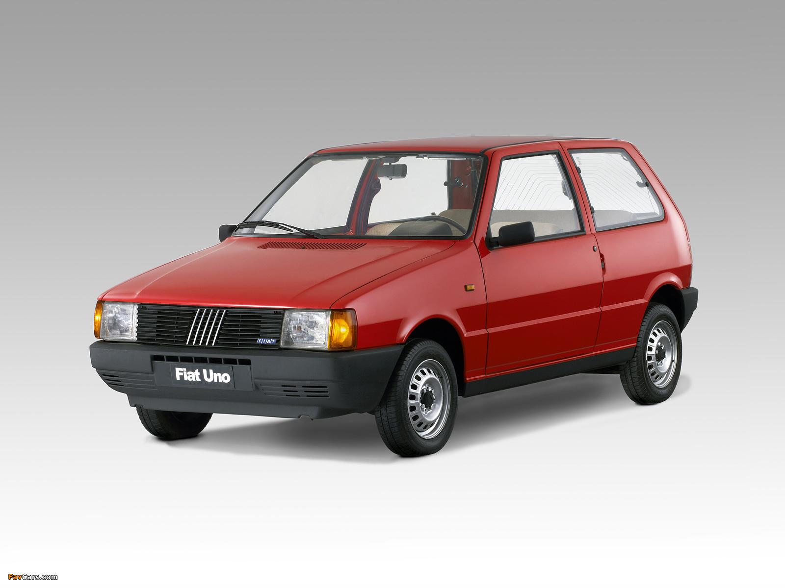 Fiat Uno 3 Door 146 1983 89 Wallpapers 1600x1200