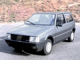 Fiat Uno SX BR-spec (146) 1984–86 wallpapers