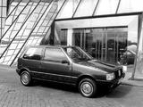 Fiat Uno Turbo i.e. UK-spec (146) 1985–89 wallpapers