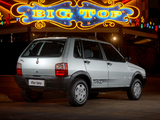 Fiat Uno Way ZA-spec 2007–08 wallpapers