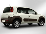 Fiat Uno Ecology Concept 2010 wallpapers