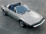 Fiat X1/9 US-spec (128) 1978–82 photos