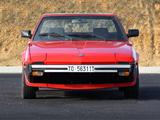 Bertone X1/9 (128) 1987–89 photos