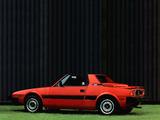 Bertone X1/9 (128) 1987–89 pictures
