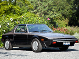 Images of Bertone X1/9 US-spec (128) 1982–87