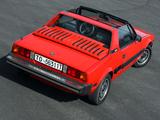 Images of Bertone X1/9 (128) 1987–89