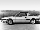 Pictures of Fiat X1/9 Série speciale (128) 1976–78