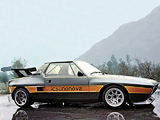 Fiat X1/9 Icsunonove Dallara (128) 1975 wallpapers