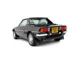 Fiat X1/9 UK-spec (128) 1976–78 wallpapers