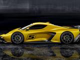Fittipaldi EF7 Vision Gran Turismo 2017 photos