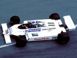 Fittipaldi F8C 1981 wallpapers