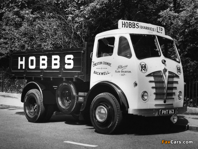 Images of Foden S18 FE4 Tipper (640 x 480)