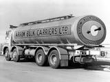 Images of Foden KE6/24 8x4 Tanker (S21) 1961–72