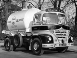 Photos of Foden KE4/14 4x2 Tanker (S21) 1961–72