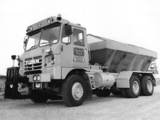 Foden S85 Gritter images