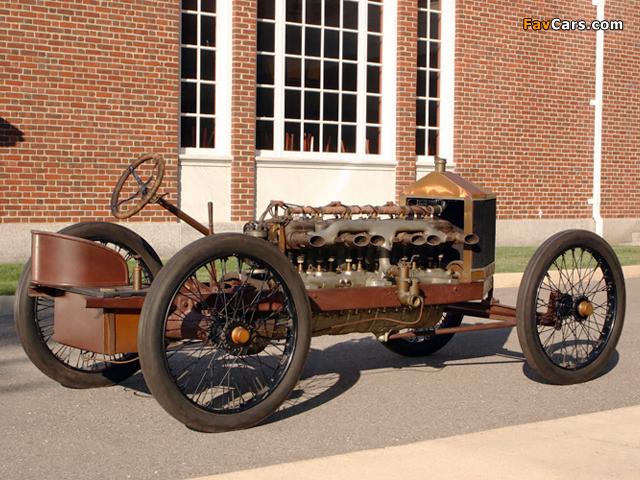 Photos of Ford 666 Race Car 1907 (640 x 480)