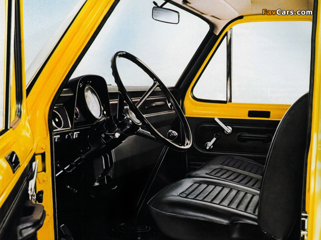 Ford A-Series Van 1973–82 pictures (640 x 480)