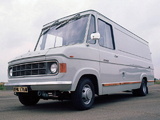 Photos of Ford A-Series Van 1973–82