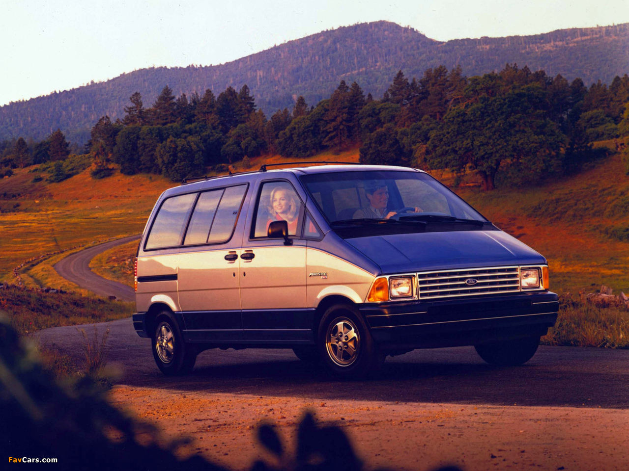 Ford Aerostar 1986–91 photos (1280 x 960)
