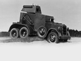 Photos of Ford All Terrain Armored Car 1936