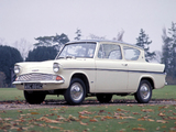 Ford Anglia Deluxe (105E) 1959–67 images