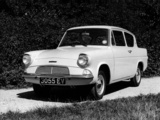 Ford Anglia Standard (105E) 1959–67 pictures