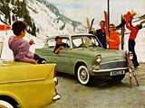 Ford Anglia Deluxe (105E) 1959–67 wallpapers