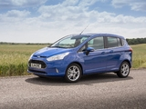 Ford B-MAX UK-spec 2012 images