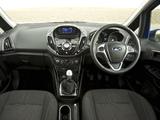 Ford B-MAX UK-spec 2012 photos