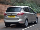 Ford B-MAX UK-spec 2012 pictures