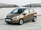 Images of Ford B-MAX 2012
