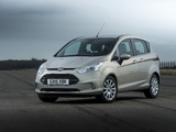 Images of Ford B-MAX UK-spec 2012