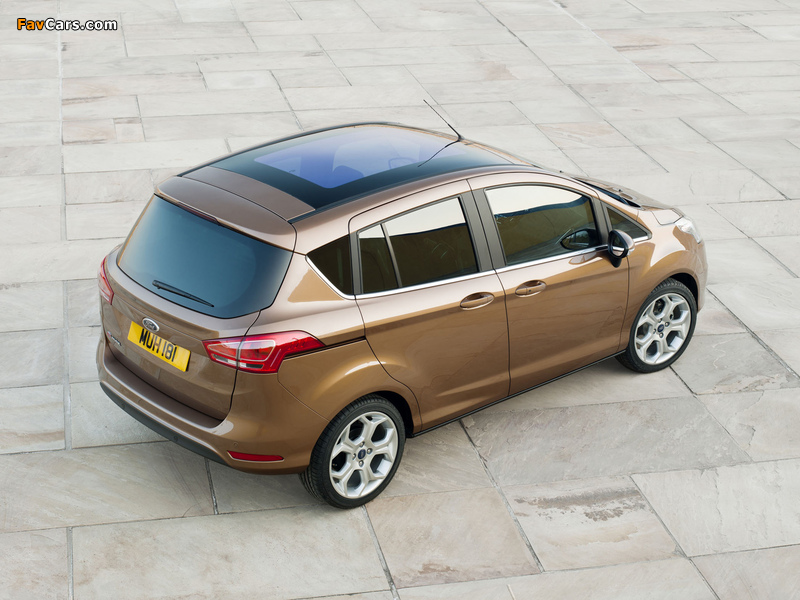 Photos of Ford B-MAX 2012 (800 x 600)