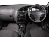 Images of Ford Bantam 2006–08