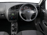 Images of Ford Bantam Montana 2008