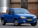 Pictures of Ford Bantam 2002–05