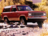 Ford Bronco II Eddie Bauer 1988 pictures